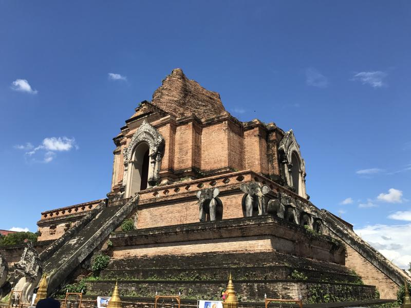 Important Temples in Chiang Mai + Karen Long Neck Tribe.