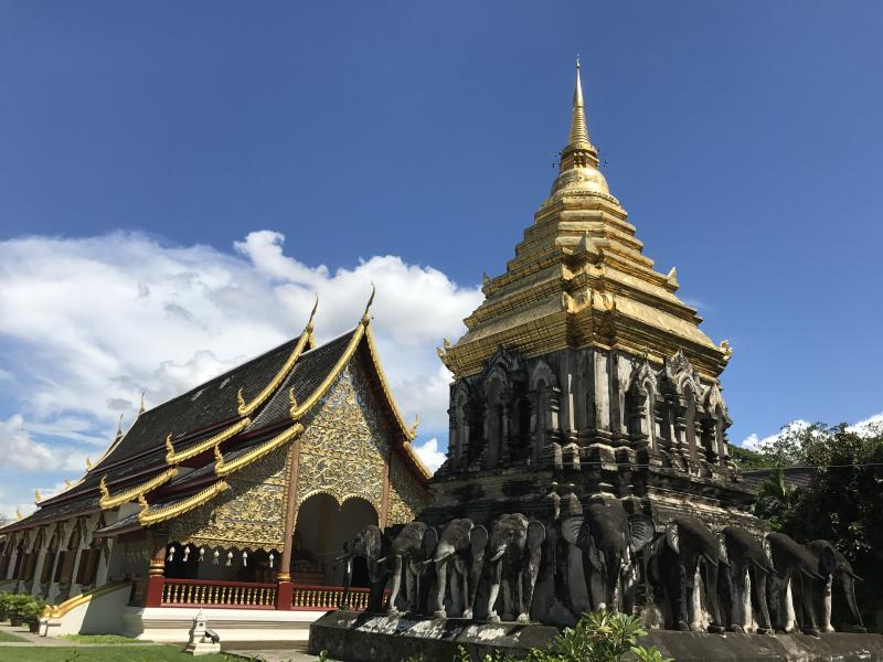 Chiang Mai  3 Day Doi Suthep Temple + Elephant + Doi Inthanon .