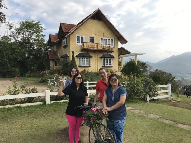 Private  6  Days :  Chiang Mai + Chiang Rai + Pai + Mae Hong Son + Chiang Mai.