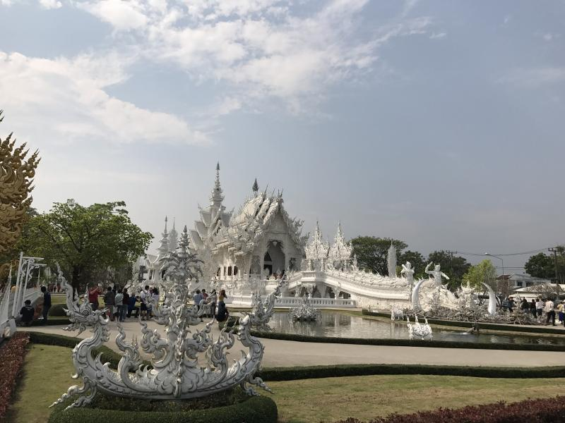 Discover 2 Day: Chiang Rai + Doi Intranon National Park