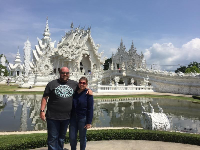 Discover 2 Day : Chiang Rai + White Temple + Golden Triangle.